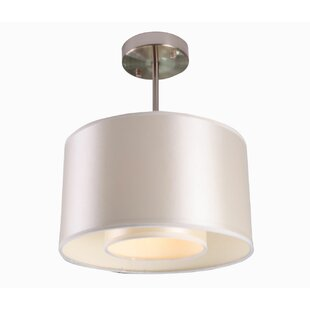 Orren Ellis Kilpatrick 1-Light Pendant