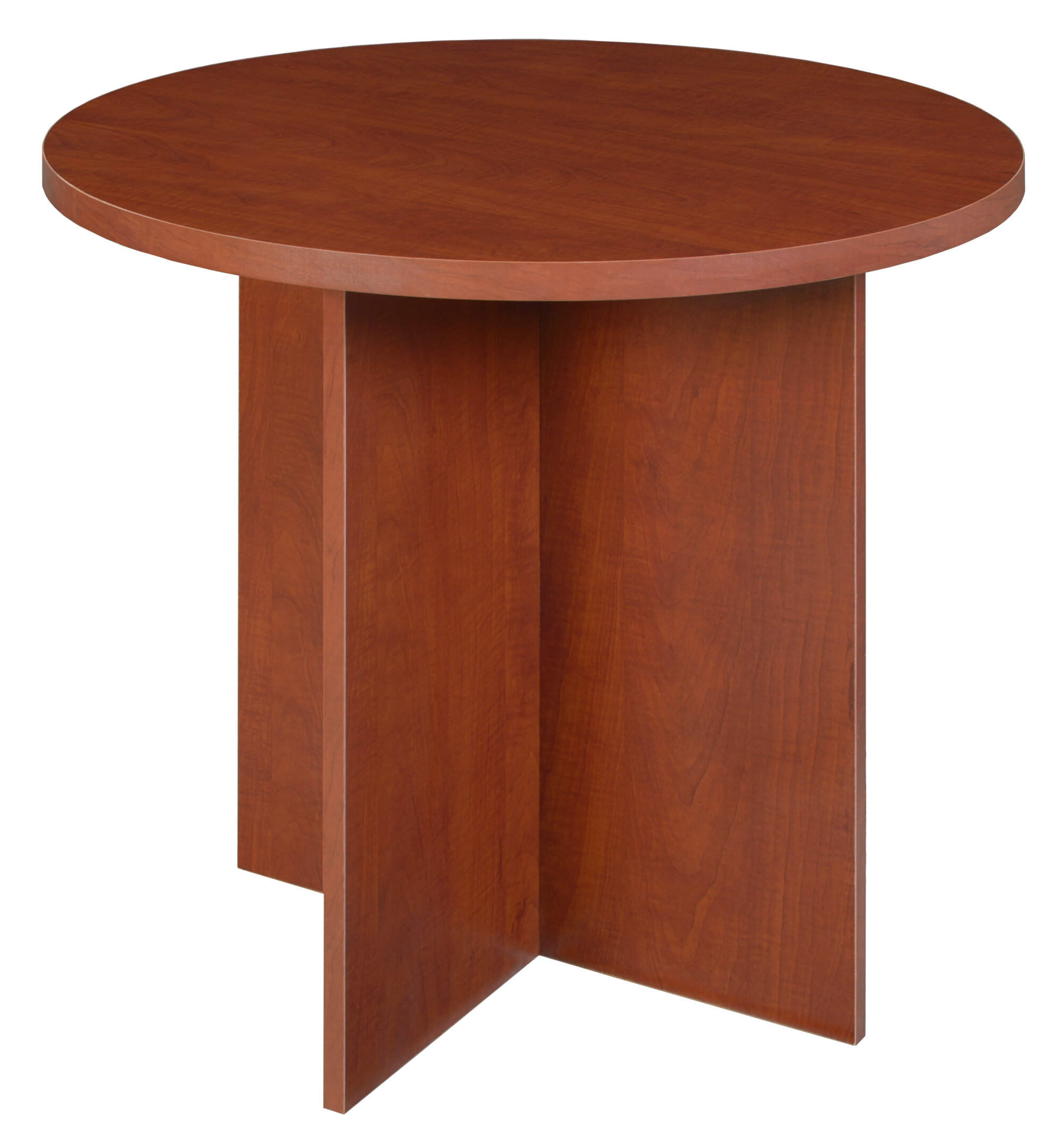 Picture of: Winston Porter Haddonfield Round 30 Dining Table Reviews Wayfair