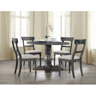 Vinyard 5 Piece Dining Set Gracie Oaks