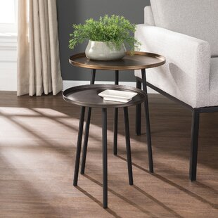 Mund 2 Piece Nesting Tables