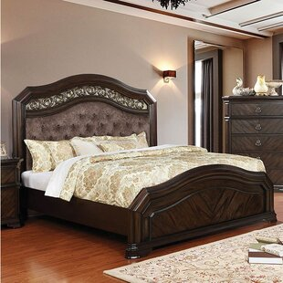 Fleur De Lis Living Robert Upholstered Panel Bed