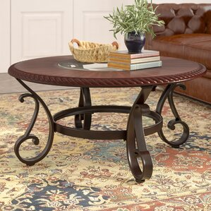 Bovey Coffee Table by Astoria Grand