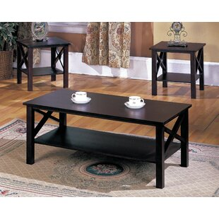 Look for Zelda 3 Piece Coffee Table Set By Andover Mills
