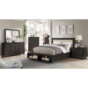 Dussault Storage Platform Configurable Bedroom Set by Winston Porter