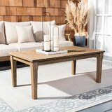 Ducan Wooden Coffee Table