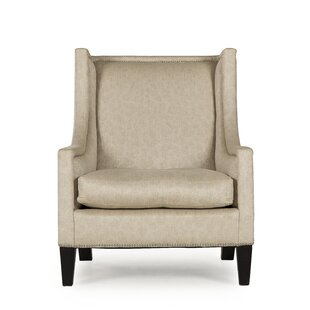 Andrew Martin Wingback Chair