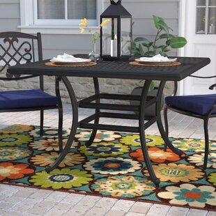 Palmview Square Dining Table by Fleur De Lis Living Today Only Sale