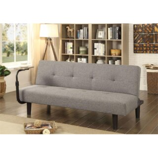 Alcazaba Twin Convertible Sofa by Ivy Bronx SKU:CB507728 Description