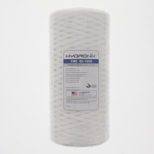 Hydronix String Wound Sediment Water Filter