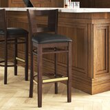 Wood 31 Bar Stool by H&D Restaurant Supply, Inc.