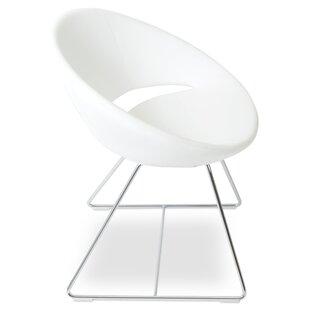 Superieur Crescent Wire Papasan Chair