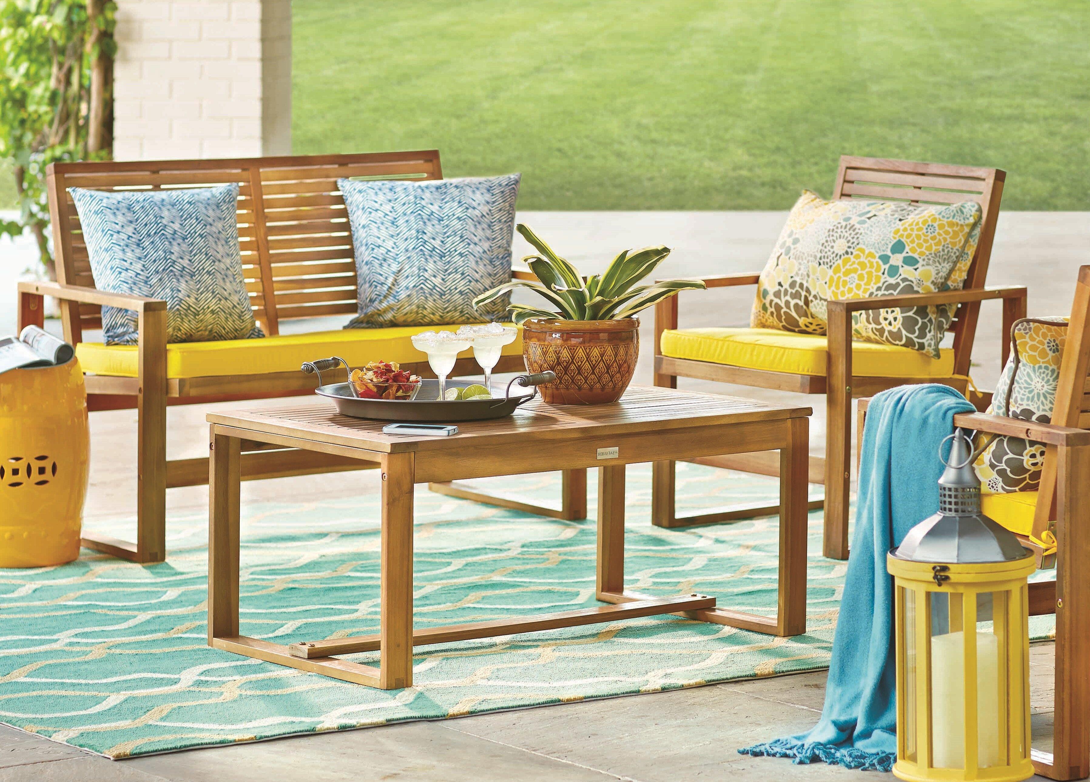 Outdoor Furniture Materials Guide Wayfair