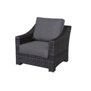 Brayden Studio Donley Club Chair with Cushion