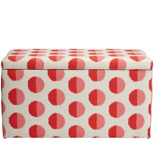 Ivy Bronx Arya Upholstered Storage Bench
