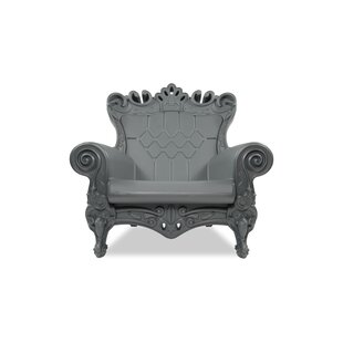 Queen Lounge Chair by Design of Love