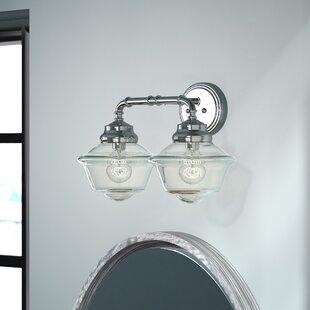 Shop For Margo 2-Light Vanity Light By Trent Austin Design