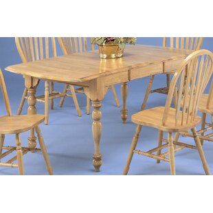 Great Price Jaida Drop Leaf Extension Dining Table ByAugust Grove