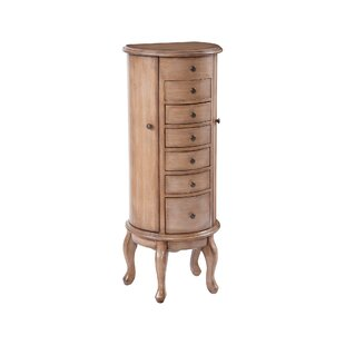 Astoria Grand Darry Jewelry Armoire