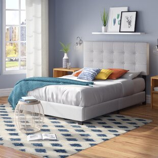 Finnigan Upholstered Panel Bed by Andover Mills