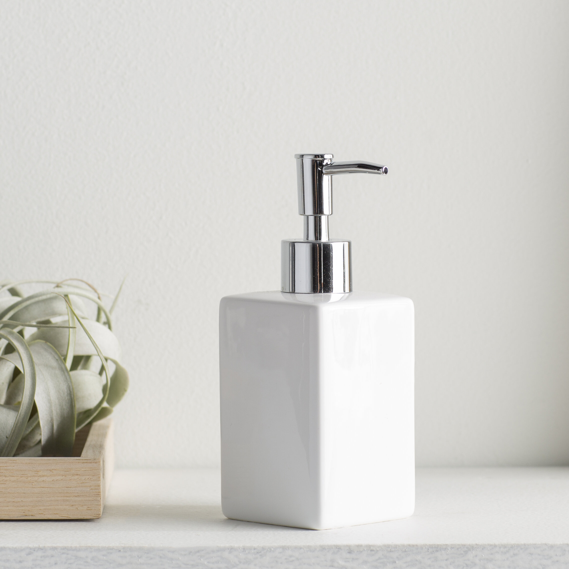 The Twillery Co. Wells Soap Dispenser & Reviews | Wayfair