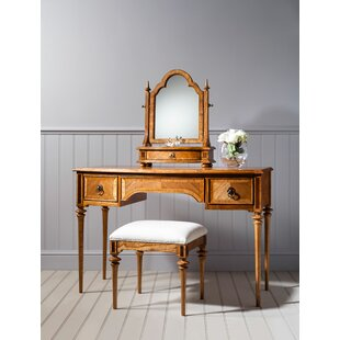 Eastcotts Dressing Table By Astoria Grand