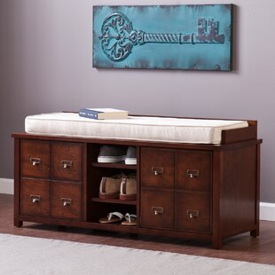 Grayson Apothecary Storage Bench by Wildon Home®