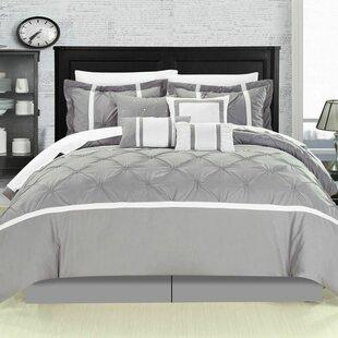 Charissa 12 Piece Comforter Set by Willa Arlo Interiors