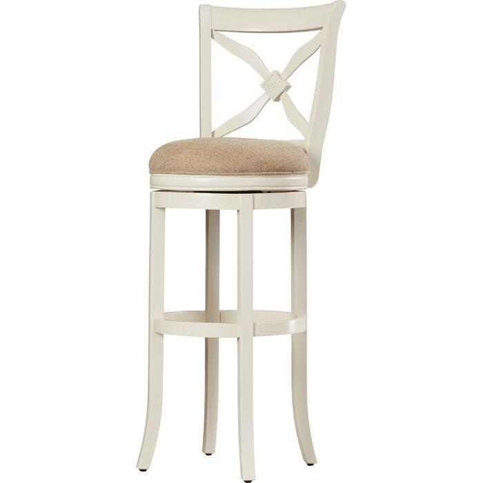 Awesome Nasturtium 34 Swivel Bar Stool Unemploymentrelief Wooden Chair Designs For Living Room Unemploymentrelieforg