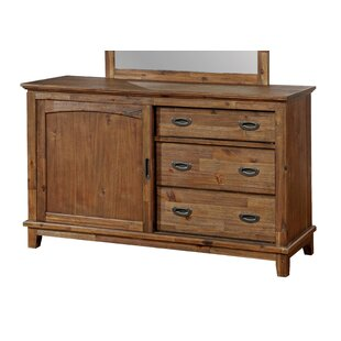 Lucien 3 Combo Dresser by Millwood Pines