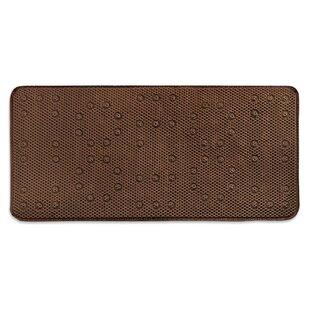 Azuela Waffle Weave Shower Mat