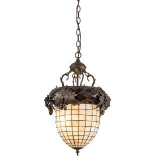 Meyda Tiffany 2-Light Urn Pendant