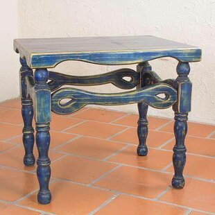Scrivner Wood End Table