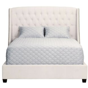 Paulino Upholstered Panel Bed