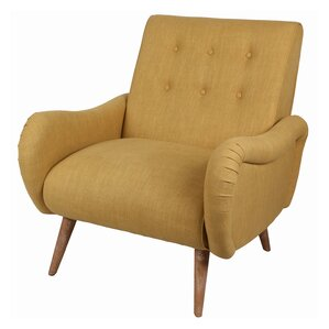 Blondell Armchair by Bungalow Rose