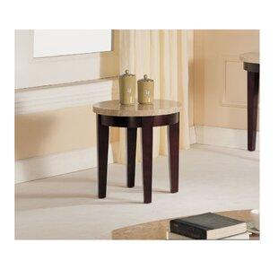 Eves End Table by Fleur De Lis Living