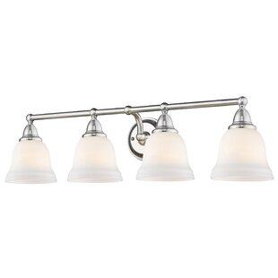 Charlton Home Filey 4-Light Vanity Light