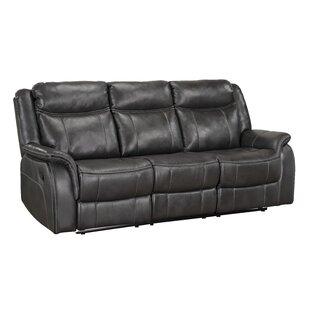 Linneus Reclining Sofa by Winston Porter