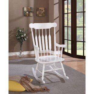 August Grove Cashman Rocking Chair