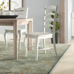 Moravia Wood Dining Chair (Set of 2)