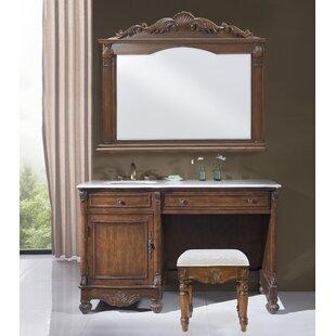 Torrey 52 Single Bathroom Vanity Set by Astoria Grand