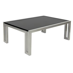 Places to buy  Icon Aluminum Coffee Table Buy & Reviews