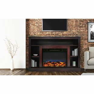Eudora TV Stand for TVs up to 50 with Fireplace