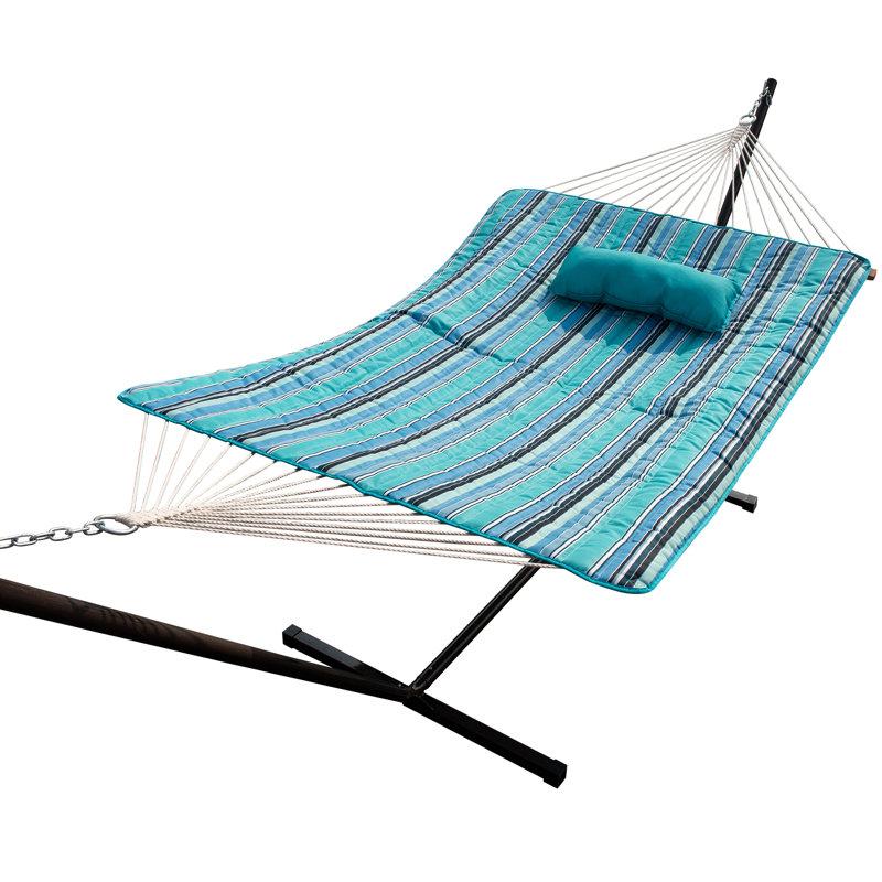 default_name - Island Umbrella Retreat Hammock Pillow And Pad Set & Reviews Wayfair
