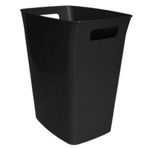 Hefty Plastic 6 Gallon Waste Basket (Set of 6)