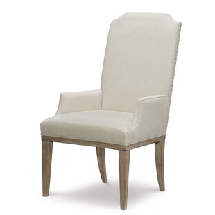 Monteverdi Upholstered Arm Chair (Set of ..