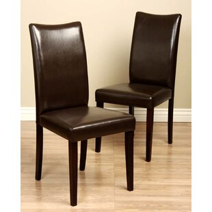 Licurgo Upholstered Dining Chair (Set of 2) by Red Barrel Studio