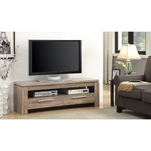 Parkdale Exclusive Weathered TV Stand for TVs up to 50 by Union Rustic