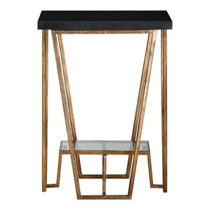Callie End Table by Orren Ellis