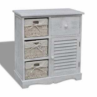 Elberta 4 Drawer Combi Chest By Beachcrest Home