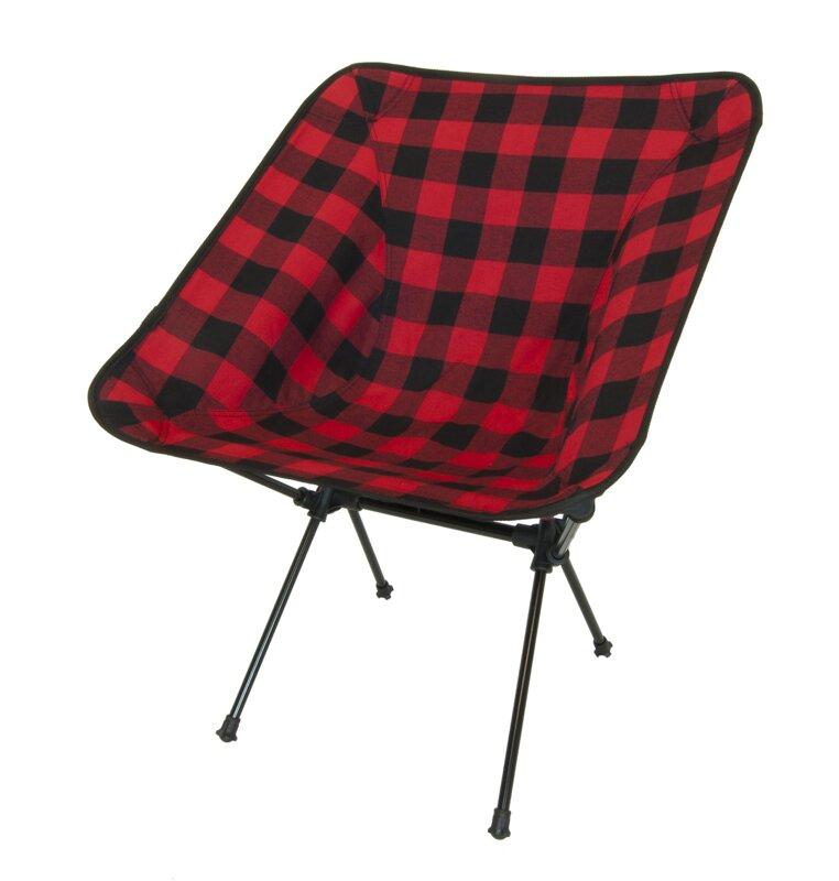 New Blue Buffalo Plaid Chair | Wayfair SL63